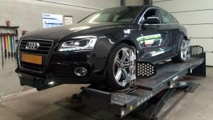 Audi A5 2011 Uitlijnen