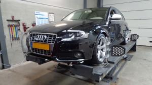 Audi A4 uitlijnen