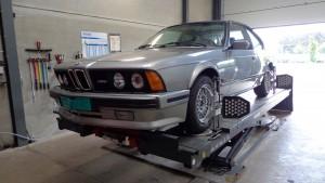 BMW M635CSi 1988