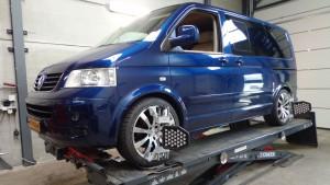 VW Transporter T5 Uitlijnen